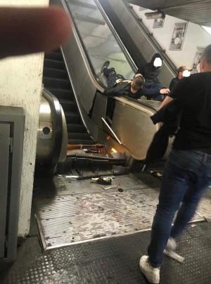 метро трагедия рим