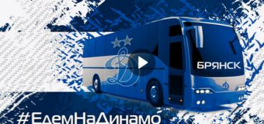 Видео: Брянск #ЕдемНаДинамо