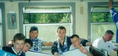 Первый выезд за «Динамо» — 20 лет назад.
